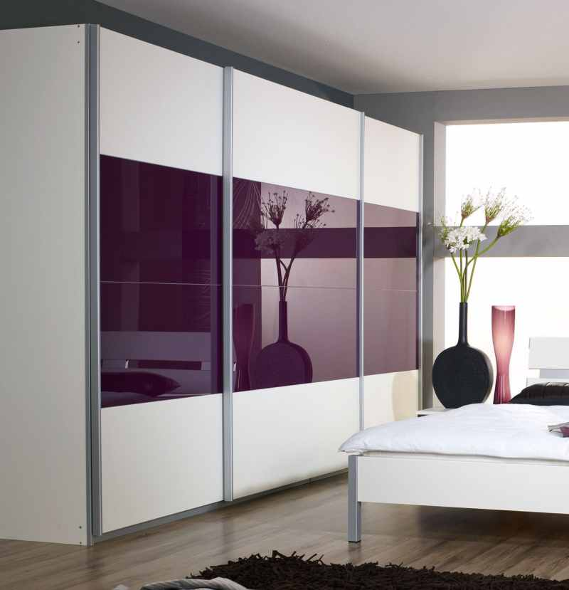 top angebot schwebet renschrank 315 cm kleiderschrank rauch quadra 108553 ebay. Black Bedroom Furniture Sets. Home Design Ideas