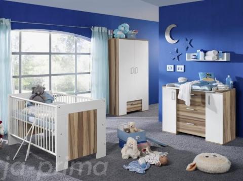 Top angebot babyzimmer kinderzimmer baby schrank for Kinderzimmer angebot